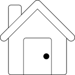 house-outline-md